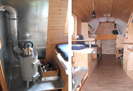 holzofen im wohnmobil klimaanlage und heizung. Black Bedroom Furniture Sets. Home Design Ideas