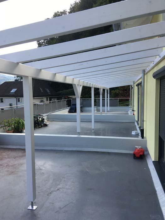 Terrassenüberdachungen in Gutach