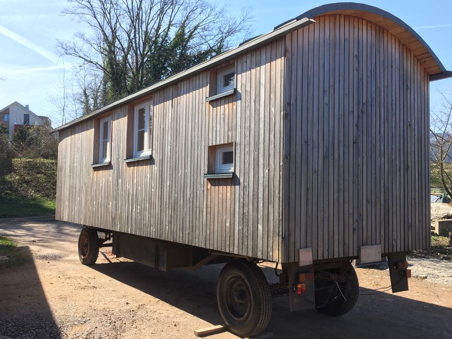 Tiny House zu verkaufen